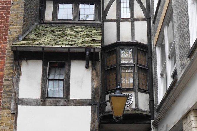 Secret Old London Guided Walking Tour