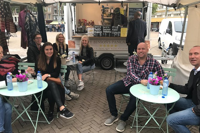 Amsterdam Private Food Walking Tour with Tastings