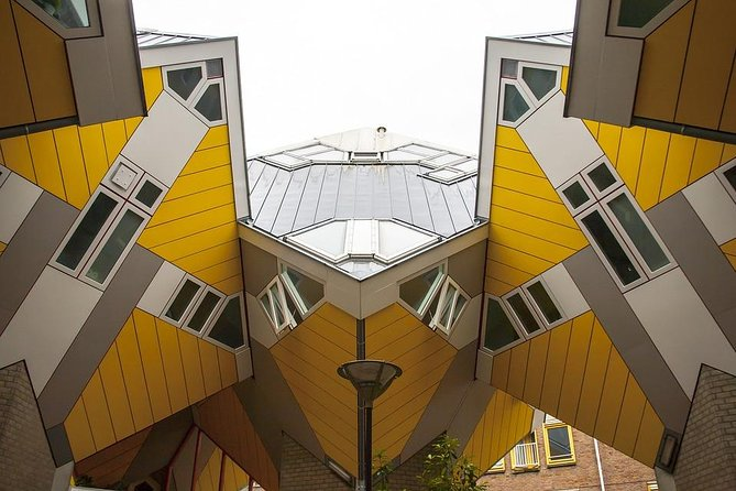Private Rotterdam Architecture Walking Tour