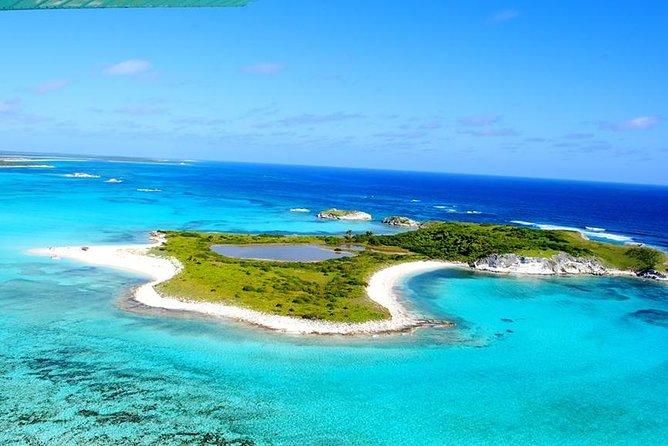 Excursión High Cay Private Island en la isla de San Salvador