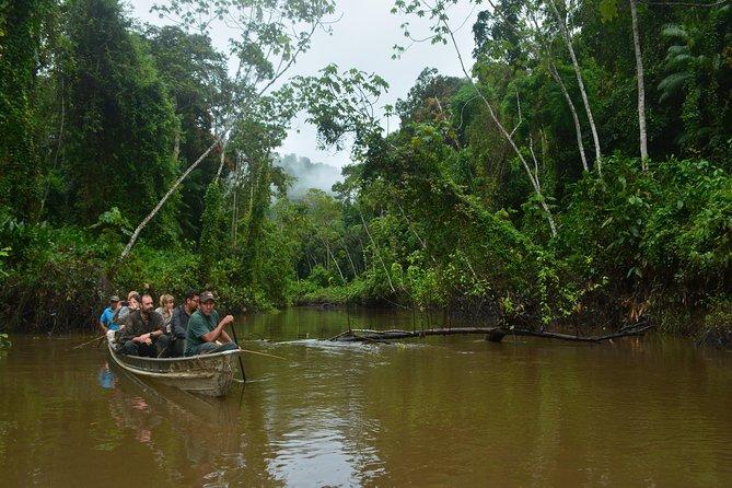9-dagers eller 11-dages Guyana Burro Burro River Trip