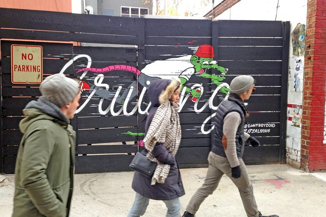 Private 2-Hour Walking Tour of Williamsburg District in Brooklyn