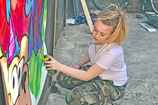 NYC Graffiti Art Workshop