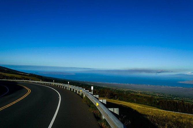 Maui Haleakala Self Paced 26 mile Downhill Bike Tour with Mountain Riders
