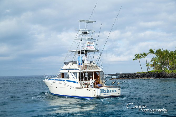 Full Day Sport Fishing Charter