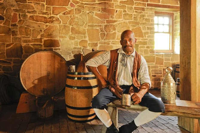 George Washington's Distillery & Gristmill Tour at Mount Vernon