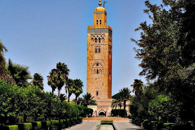 Casablanca to Marrakech Private Full-Day Trip with Camel Ride