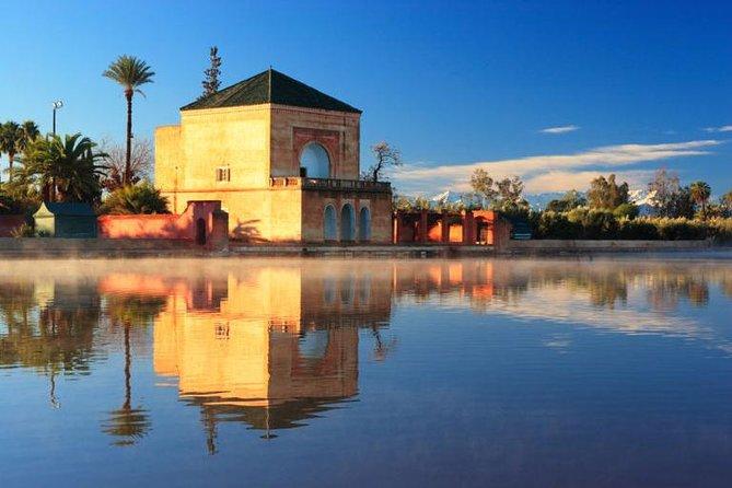 Marrakech Botanical Gardens & City Ramparts Tour