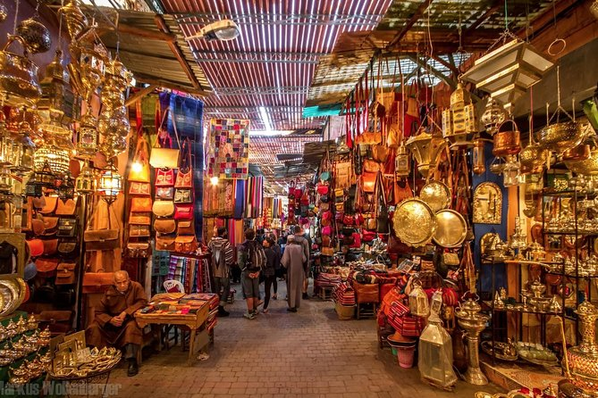 Marrakech Full-Day Guided City Highlights Tour