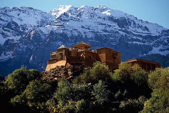 Imlil and Kasbah du Toubkal Day Tour from Marrakech