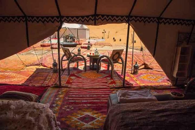 Private 3-Night Moroccan Sahara Desert Round-Trip to Merzouga from Marrakech