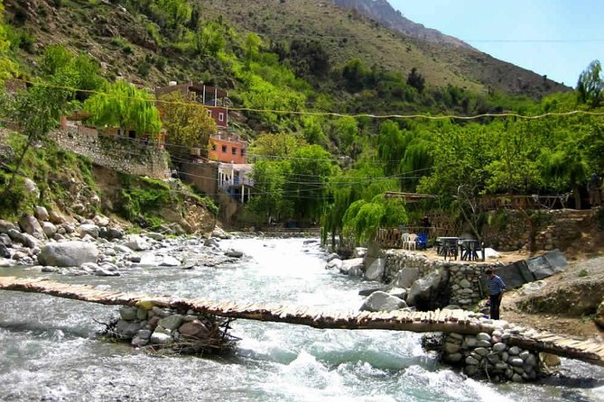 Full-Day Group Tour to Ourika Valley from Marrakech