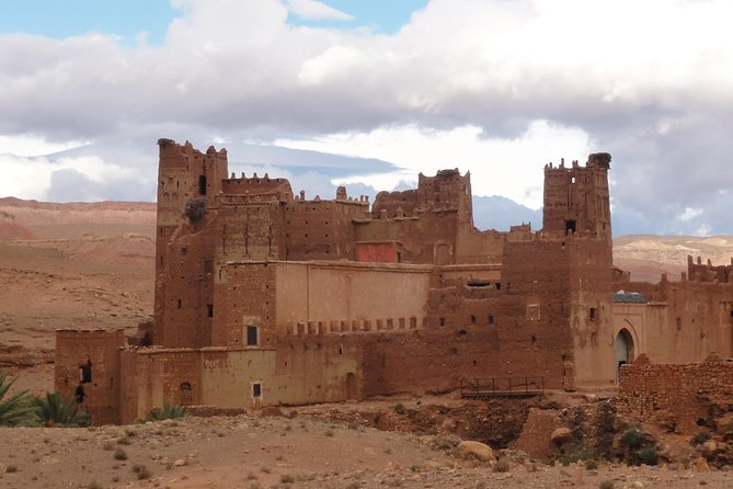 Private Tour: Moroccan Kasbahs from Marrakech