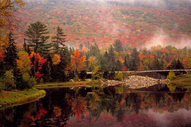 10-Day New England Fall Foliage Tour including Cape Cod 2019