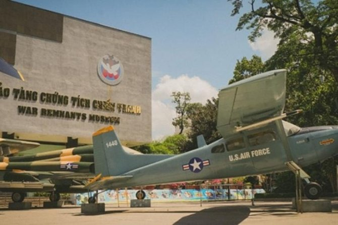 War Remnants Museum - HCM City & Cu Chi Tunnels Full Day