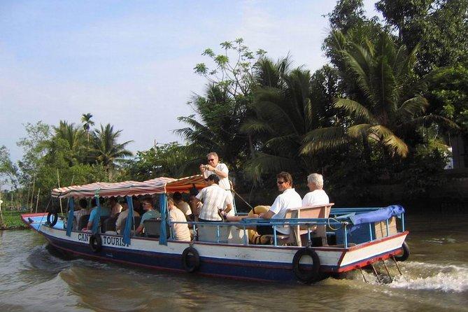 Excursión de un día al Delta del Mekong