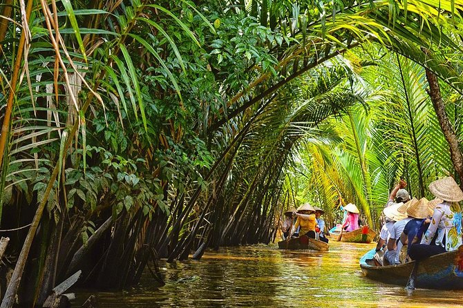 Cu Chi Tunnels & Mekong Delta Full Day