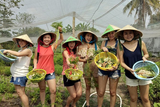 Farm-To-Table Healthy Cooking Class in Ho Chi Minh City