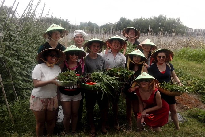 Ho Chi Minh City Full-Day Cooking Class with City Tour