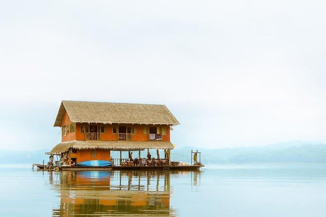 Safari de 4jours Thaïlande et les lacs au départ de Bangkok - Parc national Khao Laem et pont de la rivière Kwaï