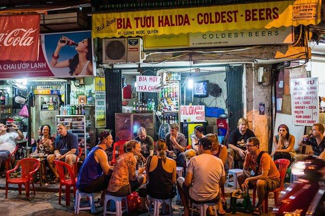 Excursión de medio día a la vida nocturna de Hanoi