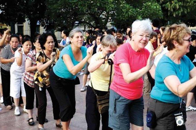 Despierta como un local: tour por la mañana de Hanoi