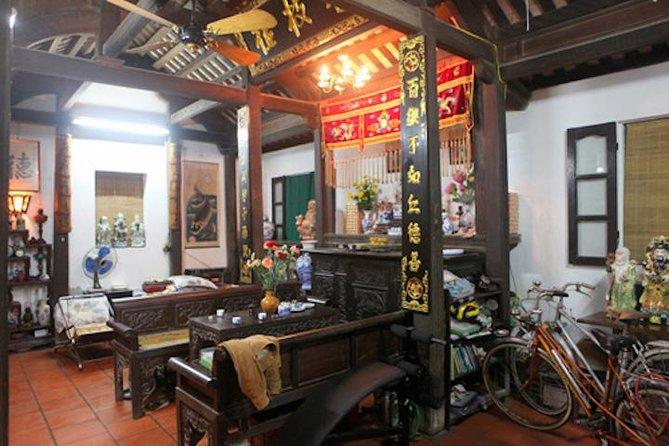 Hanoi Like a Local: Excursión de día completo que incluye cena en un hogar local