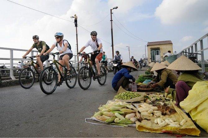 Hanoi Exploration en bicicleta