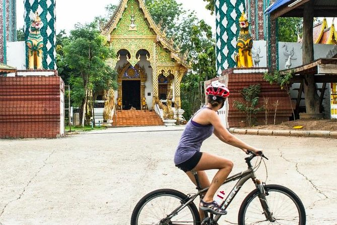 Chiang Mai to Chiang Rai by Bike