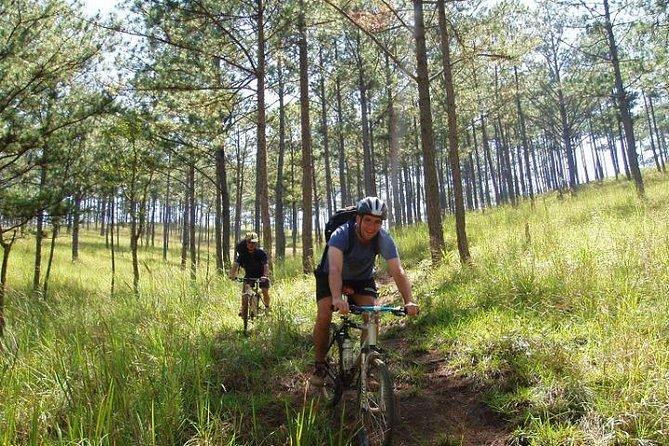Tour de 4 días en bicicleta de montaña de Dalat
