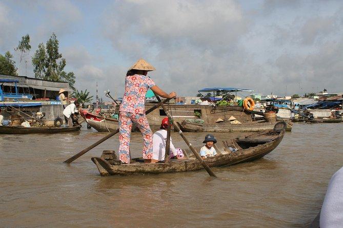Excursión de 4 días al Delta del Mekong en bicicleta desde la ciudad de Ho Chi Minh