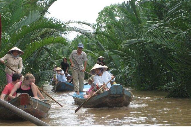 Delta del Mekong 2 días en My Tho - Ben Tre - Cai Be Homestay desde la ciudad de Ho Chi Minh