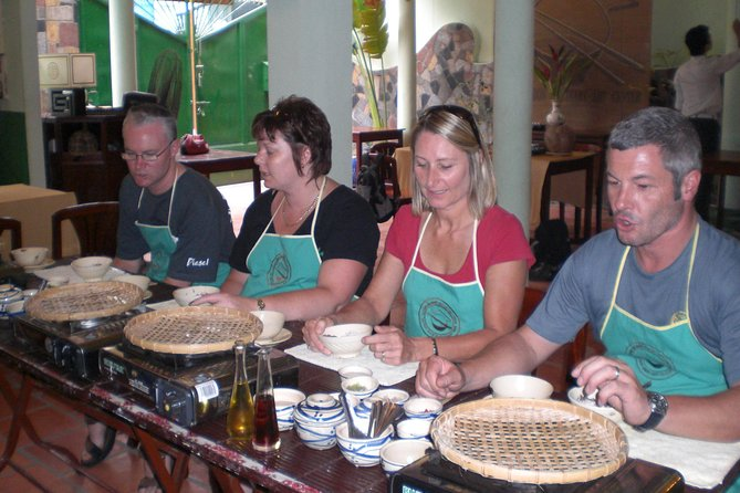 Cooking Class and Cu Chi Tunnels Full Day from Ho Chi Minh City