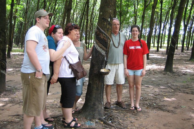 Cu Chi Tunnels half day private tour from Ho Chi Minh City