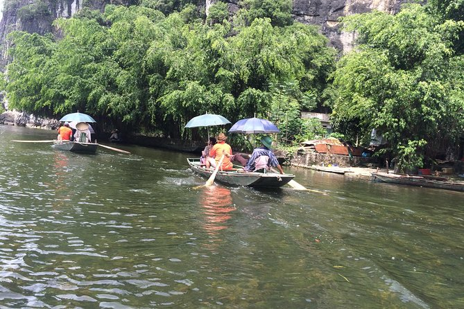 Hoa Lu - Tam Coc private tour full day from Ha Noi City