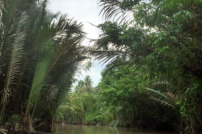Mekong Delta in Ben Tre full day private tour from Ho Chi Minh City