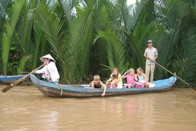 Mekong Delta 2days in My Tho - Ben Tre - Long Xuyen - Sa Dec from HCM city