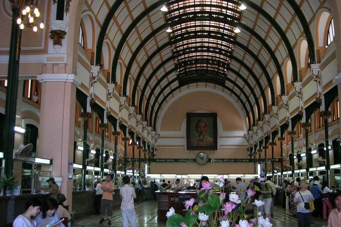 Ho Chi Minh City Half-Day Private Tour