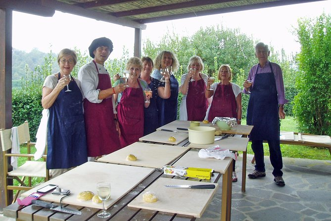 4 days Flavors of Tuscany Cooking Classes and Arezzo Sightseeing Tour