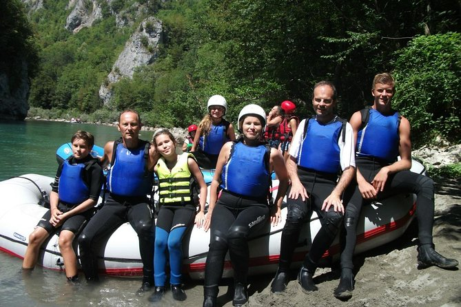 2-Day Active Break Including Tara River Rafting Piva Lake Hike and Piva Lake Cruise