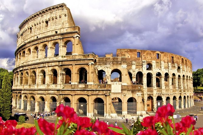 Colosseum 1h Small Group