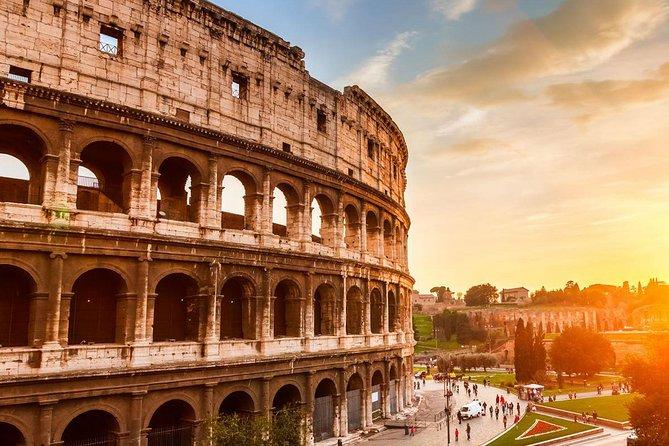 Colosseum Express (1hr)