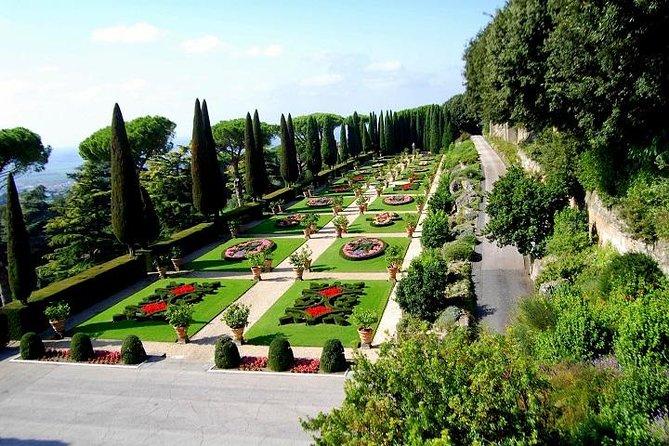 Vatican Gardens Open Bus Tour and Vatican Museums Tickets