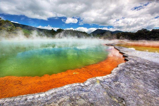 Tauranga Shore Excursion: Rotorua Wai-O-Tapu Plus Te Puia Geothermals