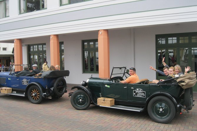 Napier Private Shore Excursion: Scenic and Taster Tour by Vintage Car