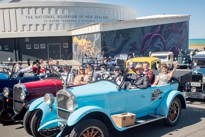 Half Day Vintage Car Tour with Platter (Price per car, up to 4 ppl)