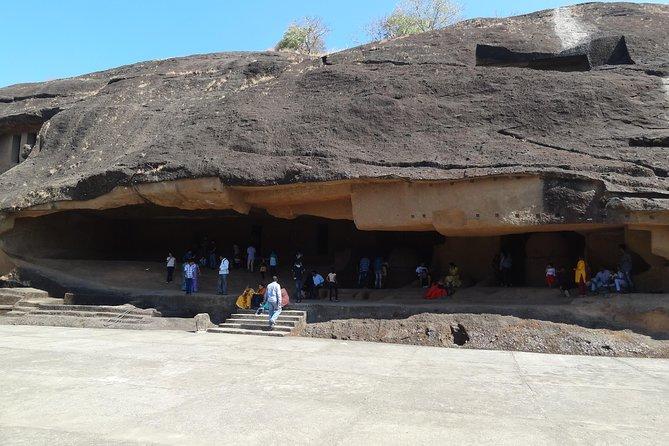 Private Half-Day Kanheri Caves Tour from Mumbai
