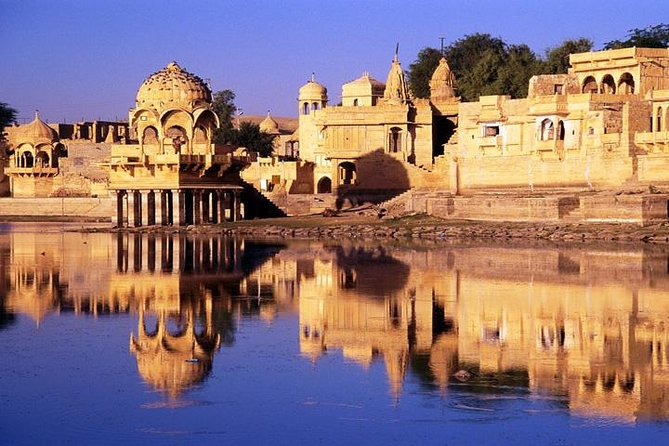 Colors of Rajasthan: Private 12-Night Guided Tour from Delhi