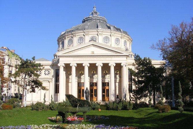 Balade privée à Bucarest