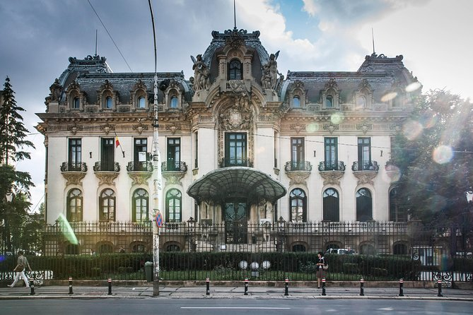 Constanta Private Shore Excursion: Bucharest City Tour with Palace of Parliament